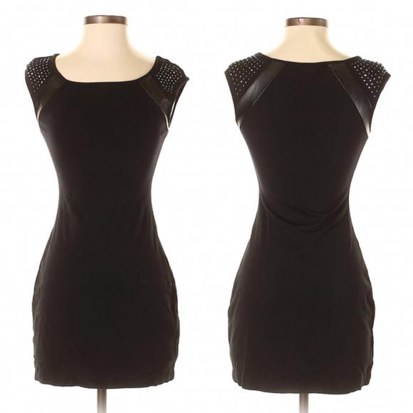 Express Dresses & Skirts - Express Black Cocktail Dress - Size Small